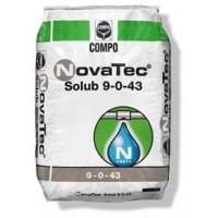 Novatec Solub 9-0-43, Abono Hidrosoluble Compo Expert