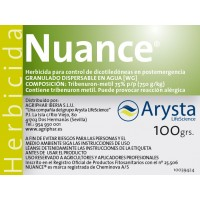 Nuance, Herbicida Agriphar - Alcotan