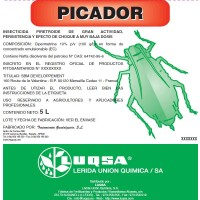 Imidacloprid 20%-S.l., Insecticida Luqsa