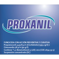 Proxanil, Fungicida Agriphar-Alcotan