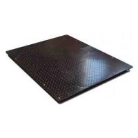 Plataforma BVS 1500 Kg. / 500 Gr. Medidas: 1500X1200 Mm. con Visor Bv500