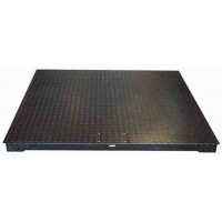 Plataforma MBX 1500 Kg. / 500 Gr. Medidas: 1500X1200 Mm. con Visor Bv500