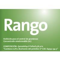 Rango, Herbicida Agriphar - Alcotan