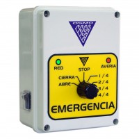 Regulador Emergencia