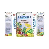 Humus de Lombriz, Fertilizante Lombec