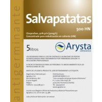 Salvapatatas 500 HN, Antigerminante Agriphar - Alcotan