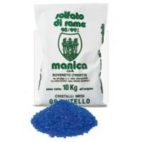 Sulfato de Cobre – (Grain), Abono CE Manica