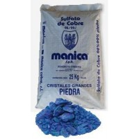 Sulfato de Cobre – (Piedra), Abono CE Manica