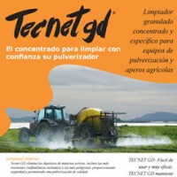 Tecnet GD, Específico para Equipos de Pulveri