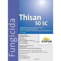 Thisan 50 SC, Fungicida Agriphar-Alcotan