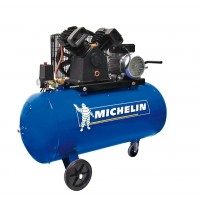 Compresor 100 Lt. - 3 HP- 10 Bar- 350 Lt./min.