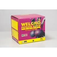 Welgro Potasio Olivo Plus, Fertilizante Foliar Masso