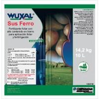 Wuxal sus Ferro, Fertilizantes y Bioestimuladores Cheminova
