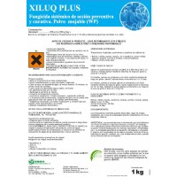 Xiluq Plus, Fungicida Sistémico Luqsa