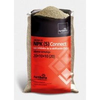 NPK (S) Connect 20-10-10 (20)  con Dcd Fertilizante Complejo de Fertiberia