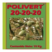 Polivert 20-20-20, Abono Sólido Cosaveg