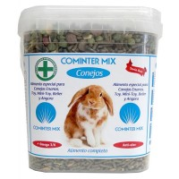 Alimento Conejos Cominter MIX 3 Kg