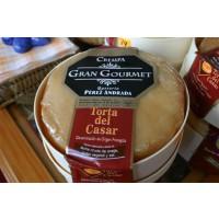 Torta del Casar GRAN Gourmet D.o.p, 400Gr Aprox.
