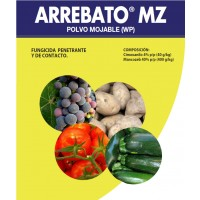 Arrebato MZ, Fungicida Penetrante y de Contacto Proplan