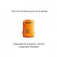 Bateria 800 18.2Ah 44.4V para Herramienta Pellenc ULiB 800 U800 Reacondicionamiento Capacidad Standard