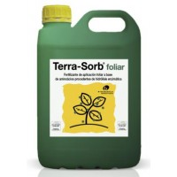 Terra- Sorb Foliar, Aminoácidos de Aplicación Foliar Bioibérica