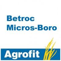 Betroc Micros-Boro, Abono Agrofit