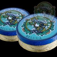 Caviar Beluga 000 125Gr