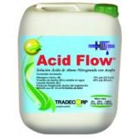 Acid Flow, Corrector de Agua y Suelo Tradecorp