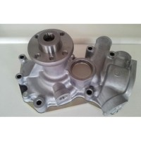Bomba Agua Motor Izusu Diesel 1LE1 Montado en