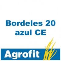Bordeles 20 AZUL CE, Fungicida Agrofit