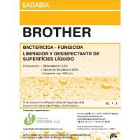 Brother, Bactericida Desinfectante Exclusivas Sarabia