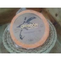 Queso de Cabra Curadochiston de Queseria los Casareños,formato de 700 Gramos Aprox.