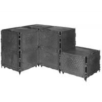 Compostador Combox 1050 Bcn Gris