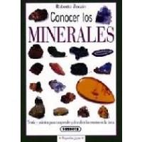 Libro Conocer los Minerales