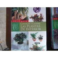 Libro para Conocer y Cuidar las Plantas de Interior
