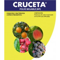 Cruceta, Fungicida/bactericida de Acción Preventiva Proplan