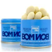 Grand Cru Almendras con Chocolate Blanco 30% 90gr