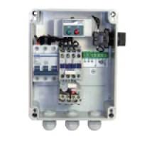 Cuadro Eléctrico con Relé Térmico Trifásico, Regulable de 4 a 6 a