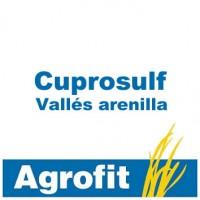 Cuprosulfvalles Arenilla, Corrector de Carencias Agrofit