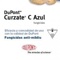 Curzate C Azul, Fungicida Du Pont Ibérica