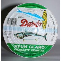 Atún Claro en Aceite Vegetal Ro-1000