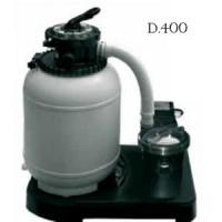 Filtro Piscina Monobloc D.400 Mm. Caudal 6.000 L/h
