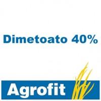 Dimetoato 40%, Insecticida Agrofit