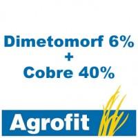 Dimetomorf 6%+ Cobre 40%, Fungicida Agrofit