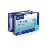 Effipro 50 Mg Solución Spot-On Gato Caja de 4