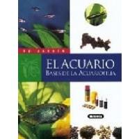 Libro el Acuario-Decoracion y Plantas