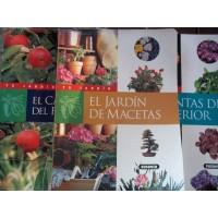 Libro el Jardin de Macetas