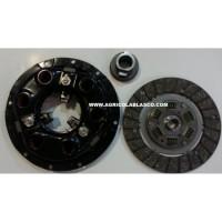 Embrague Completo Dumper Hormigonera Piquersa Disco 215 Mm + Prensa Embrague + Rodamiento