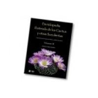Libro Enciclopedia Ilustrada de los Captus y Suculentas