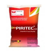 Piritec 5GR, Insecticida Tradecorp